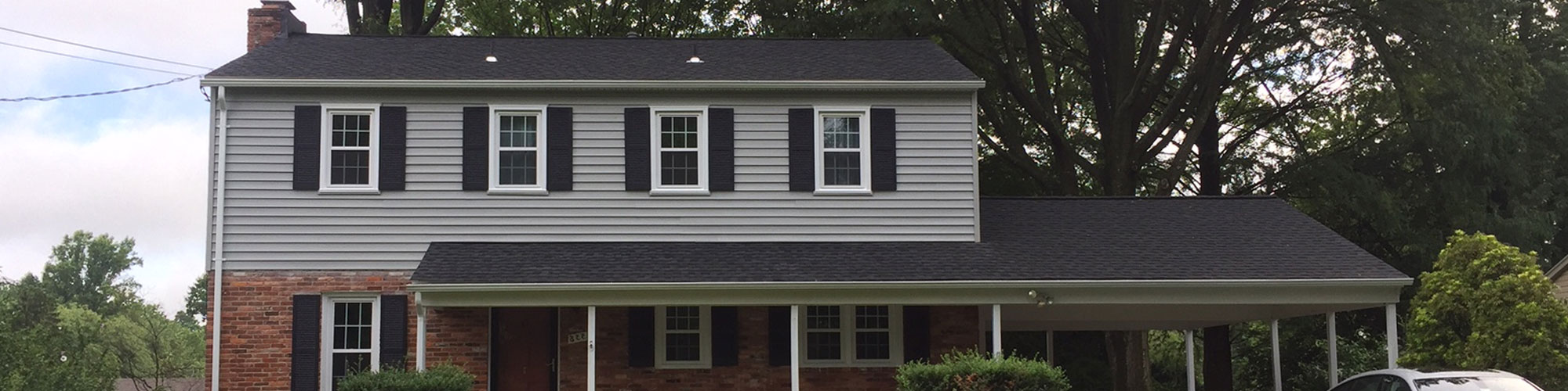 Your Exterior Experts For Roofing & Gutters