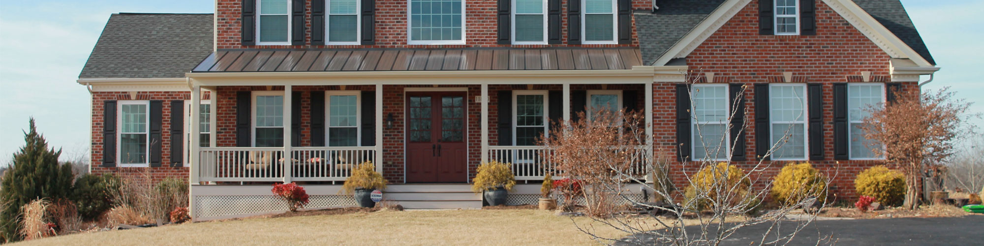 Your Exterior Experts For Windows & Doors