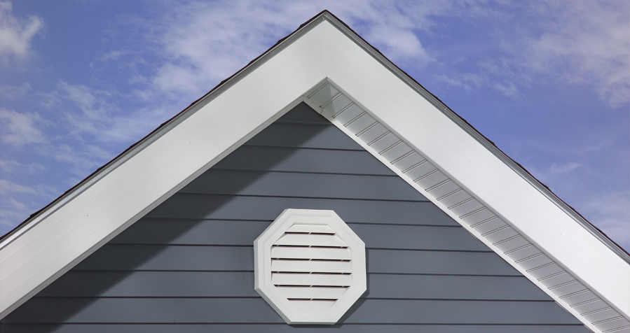 gable vents and trim