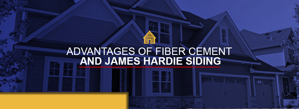 Advantages of Fiber Cement & James Hardie Siding   Sunshine