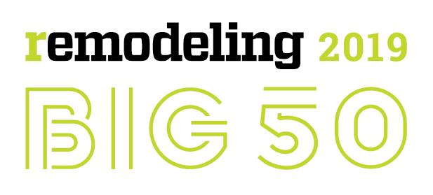 Remodeling 2019 Big 50 Award