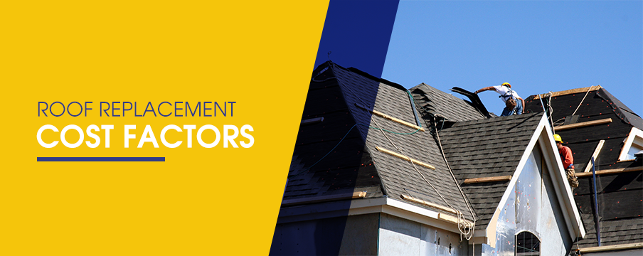 Roof Replacement Cost Factors - Feature