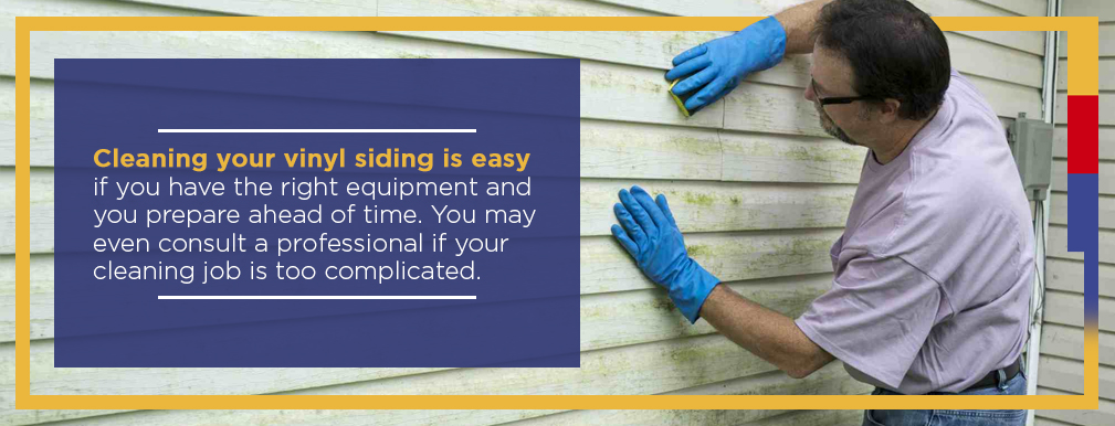 How to Preserve, Clean, and Maintain Your Vinyl Siding