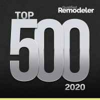 2020 Top 500 Remodeler - Qualified Remodeler