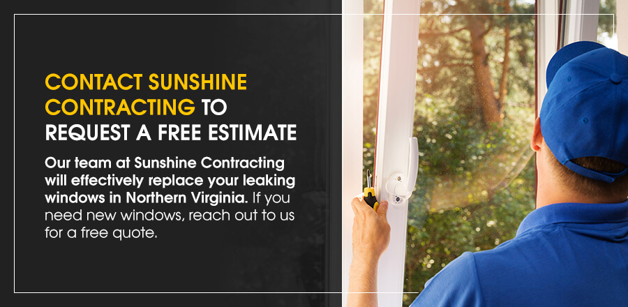 Contact Sunshine Contracting to Request a Free Estimate