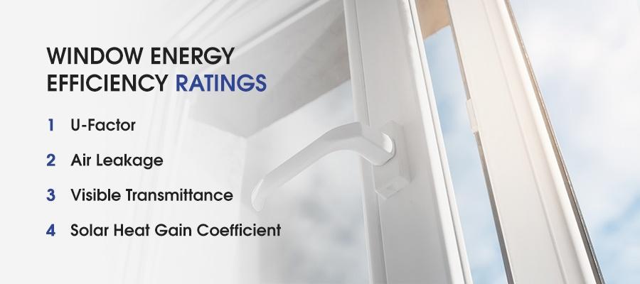 Window Energy Efficiency Ratings Explained